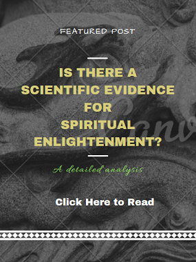 Scientific Evidence for Spiritual Enlightenment