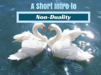 A Short Intro to Non-Duality