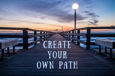 CreateYour Own Path
