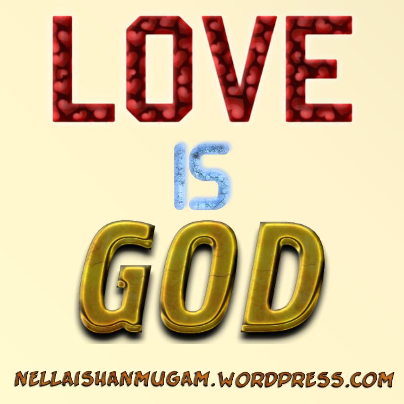 love is god
