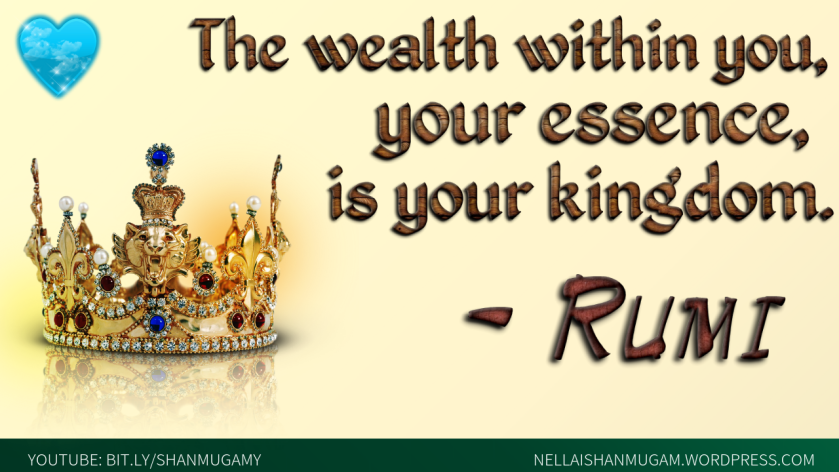 wealth within you