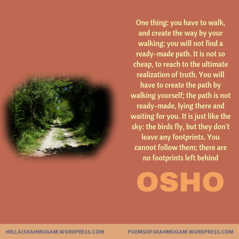 create the path